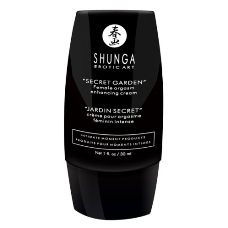 Jardin secret shunga boutique rotique for Shunga jardin secreto