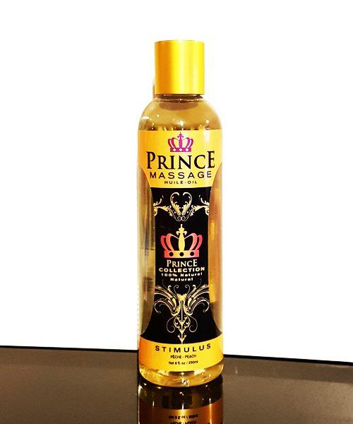 Huile de Massage du Prince